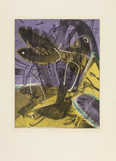 Stanley William Hayter, 'Paysage Lunaire', 1955