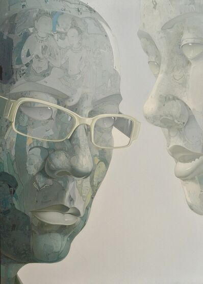 Xiao Hong 肖红, 'THE SERIOS OF INTELIGENT YOUTH', 2009