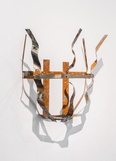 Tiril Hasselknippe, 'Balcony (скелет 43 %)', 2016