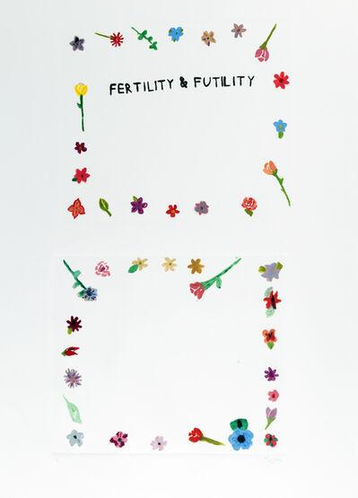 Sara Zielinski, 'Fertility & Futility', 2015