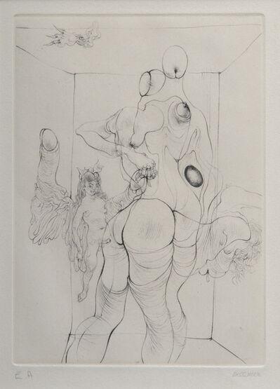 Hans Bellmer, 'A Sade #9', 1961