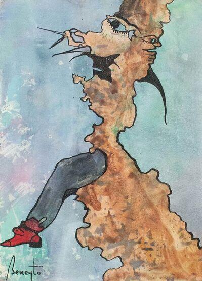 Antonio Beneyto, 'Díptico Beneytiano 2', 1994