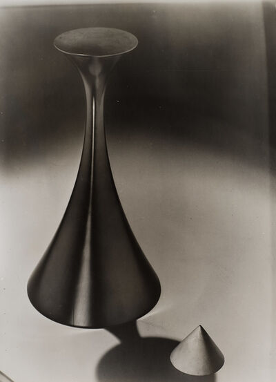 Gyorgy Kepes, 'Untitled (Tapered object, small cone)', 1940