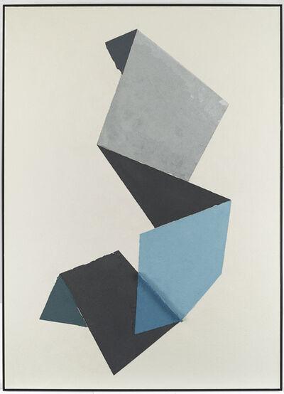 Katja Strunz, 'Pulp Painting VII', 2014