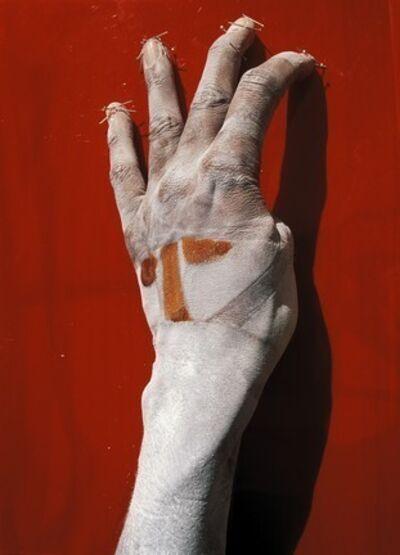 Myriam Mihindou, 'Johnnie Walker', 1999-2000