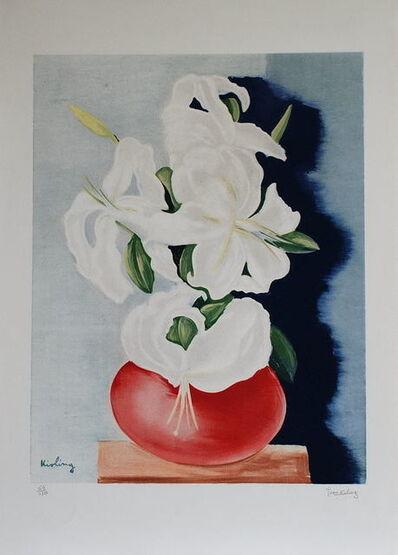 Moise Kisling, 'Bouquet de Fleurs', 1952