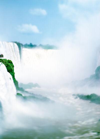Olivo Barbieri, 'The Waterfall Project (OB-TAV XXIII, TWP, Iguazu, Argentina / Brazil) ', 2006-2007