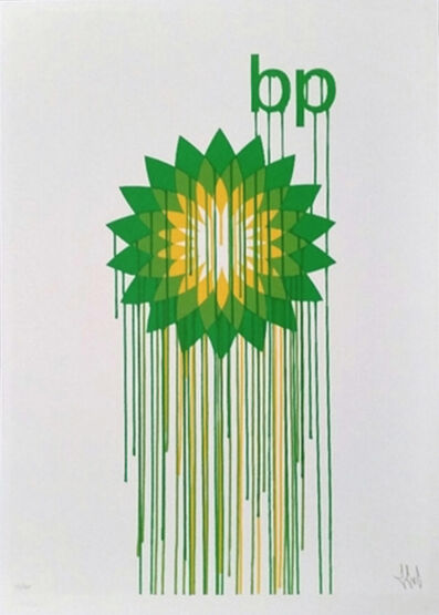 Zevs, 'Liquidated BP (from Liquidated London set)', 2012