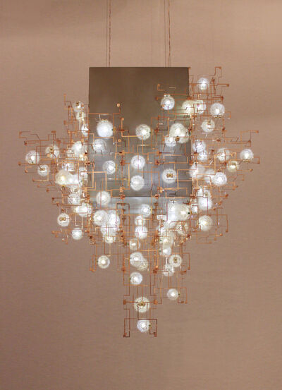 DRIFT, 'Fragile Future 3 Concrete Chandelier', 2011