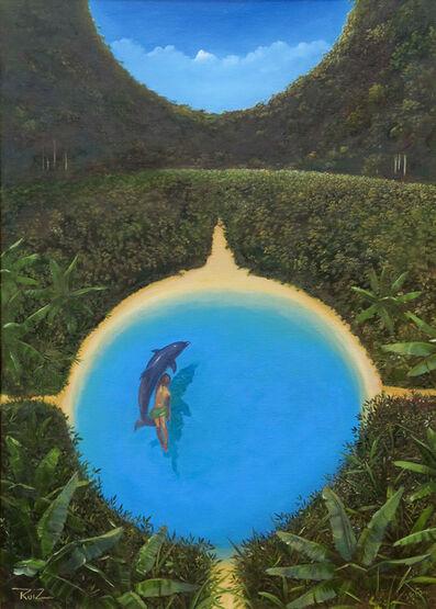 Pedro Ruiz, 'Virgin Land', 2017