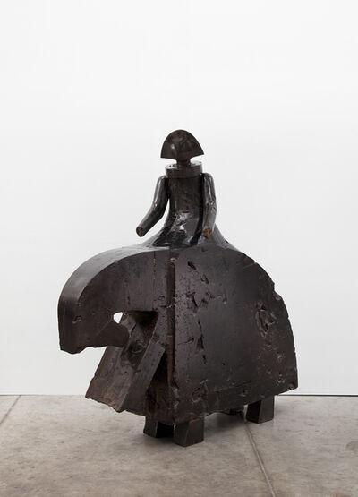 Manolo Valdés, 'Dama a caballo', 2008