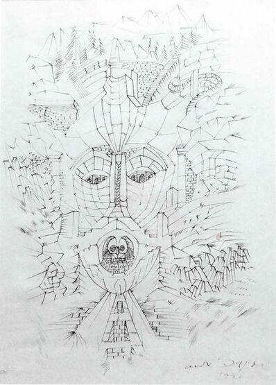 André Masson, 'Semiramis', 1940