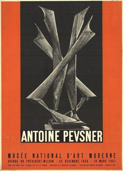 Antoine Pevsner, 'Musee National D'Art Moderne', 1957