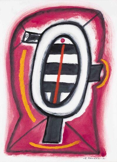 "Alexander Pankin, '""Mechanic man""', 1991"