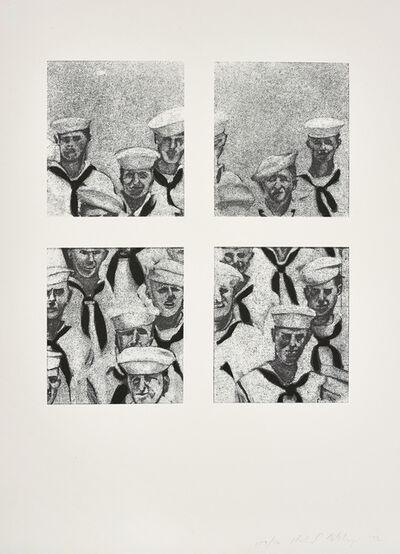 Richard Artschwager, 'Matrosen (Sailors)', 1972