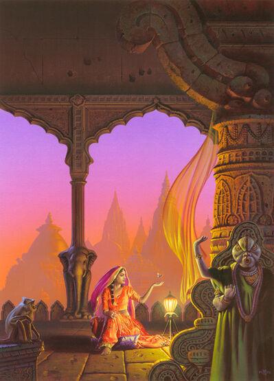 Mark Harrison, 'Empire of Bones', ca. 1990