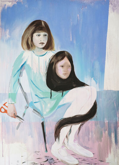 Aleksandra Urban, 'Hair', 2016