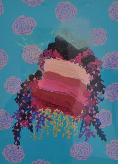 Ana Rodriguez, 'Untitled (Cyan)', 2019-2020