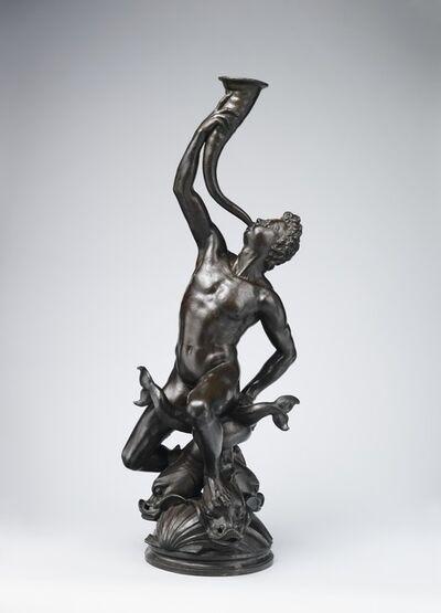 Giambologna, 'Triton', 1560–1570
