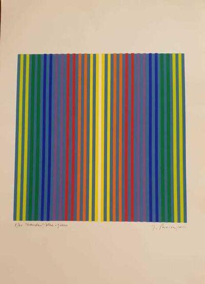 Jorge Pereira, 'Nadas Blue-Green', 2011