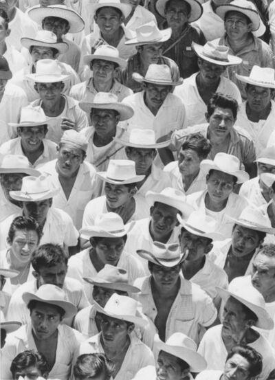 Hans Silvester, 'Mexico', ca. 1960