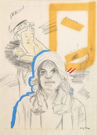 Larry Rivers, 'Portrait of Carly Simon', 1970-1970