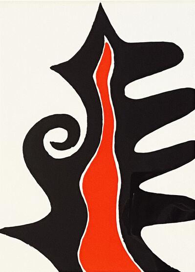Alexander Calder, 'Derriere le Miroir #201', 1965