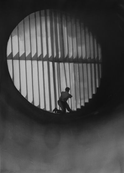 Radenko Milak, 'Supersonic Wind Tunnel at what is now the Glenn Research Center in Cleveland, OH', 2019