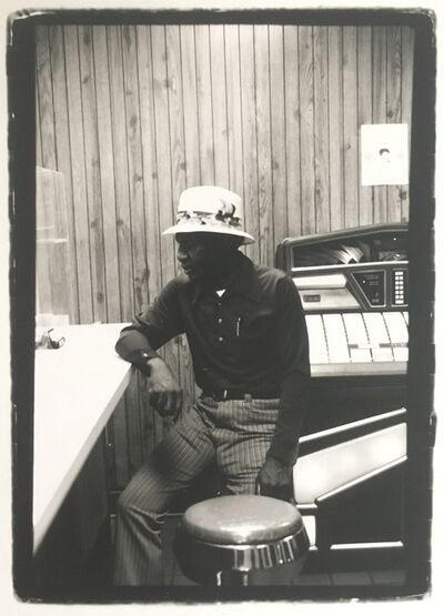 Ming Smith, 'Man at M&G's Diner I', 1987