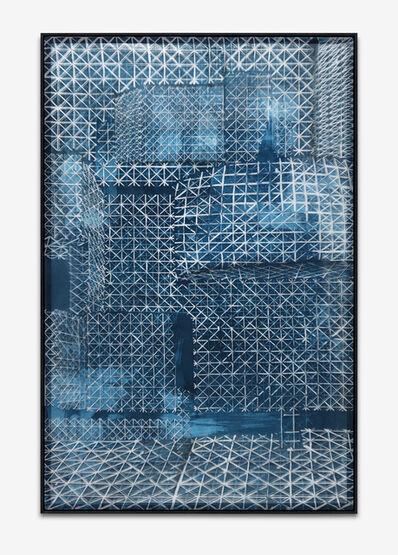 Shannon Bool, 'Royal Theatrical Grid', 2020