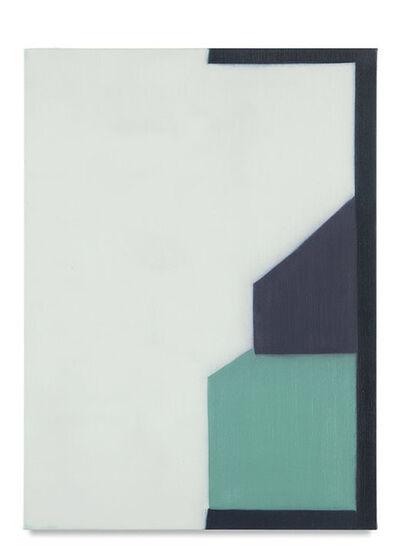 Suzanne Caporael, '709 (The widow's mite)', 2016