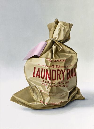 Alina Kunitsyna, 'Laundry Bag 2', 2019