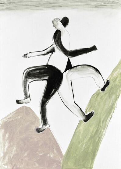 Lulu Ngie, 'the Body Sets Off, 肢體的方向', 2016