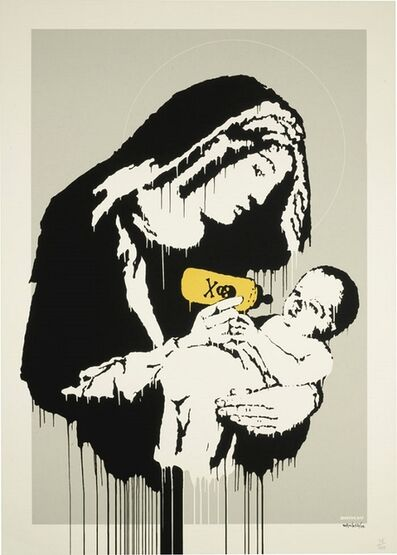 Banksy, 'Toxic Mary', 2005