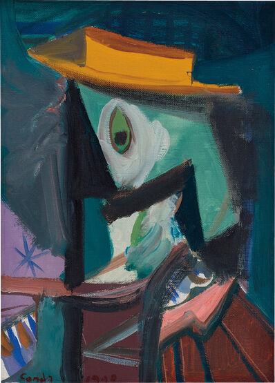George Condo, 'Untitled', 1990