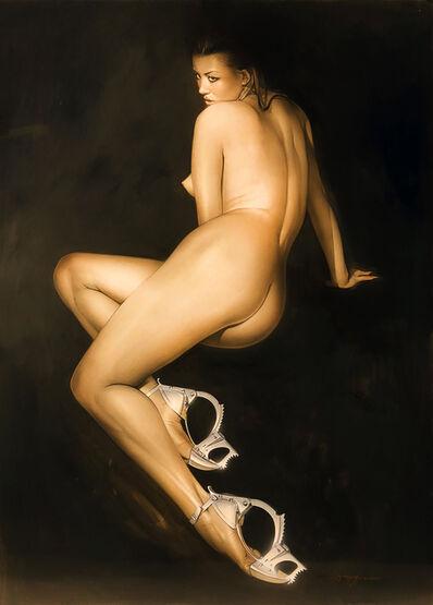 Hajime Sorayama, 'Unt-b04', 1999