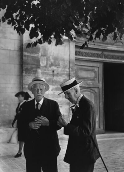Robert Doisneau, 'Sortie de la Messe a Sceaux', 1945