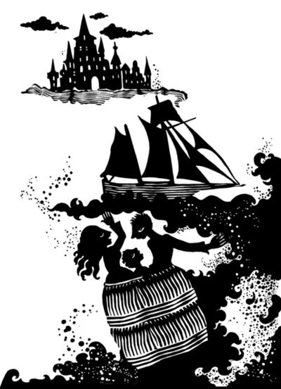 Andrea Dezsö, 'Grimm Illustrations: Simple Hans', 2014