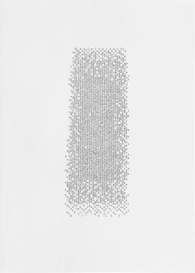 Johanna Calle, 'Minusculas', 2013