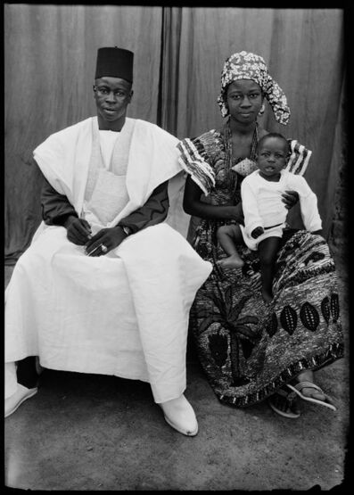 Seydou Keïta, 'Sans titre ', 1952-1955