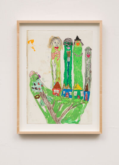 Michael Swaney, 'Finger fam 4', 2018