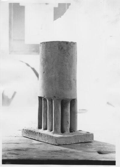 Walter Pichler, 'Gebäude', 1963