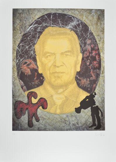 Jörg Immendorff, 'Gerhard Schröder', 2000-2010