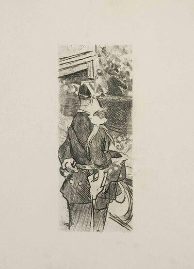 Jacques Villon, 'Fete Champetre', ca. 1959