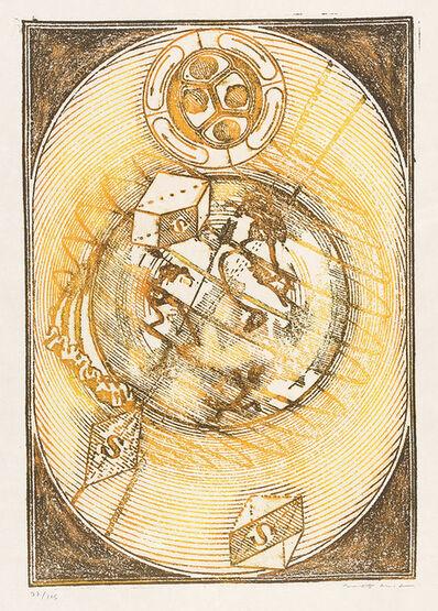 Max Ernst, 'Zu: Lewis Carrolls Wunderhorn (S./L. 135 I)', 1970