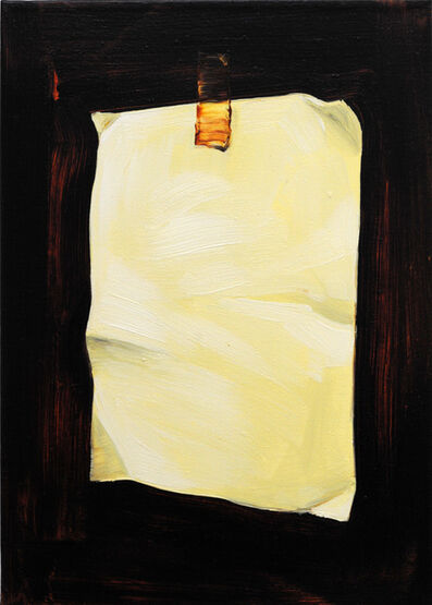 Cornelius Völker, 'Sheet of Paper', 2014