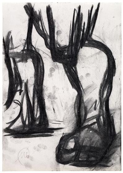 """Markus Lüpertz, '""""Untitled (Hercules)""""', 2010"""