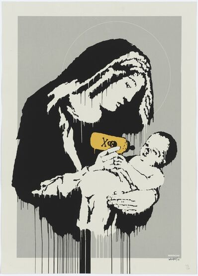 Banksy, 'Toxic Mary', 2003