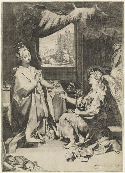 Federico Barocci, 'The Annunciation'