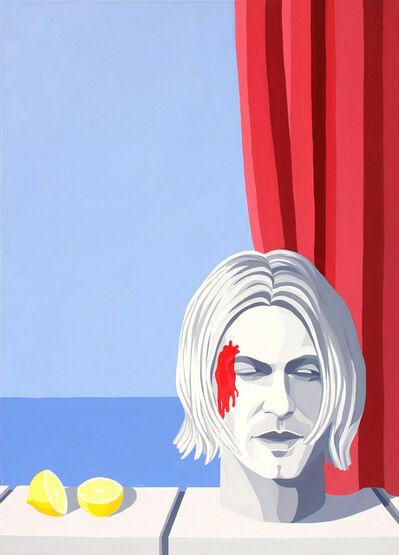 Giuseppe Veneziano, 'La memoria di Cobain', 2011